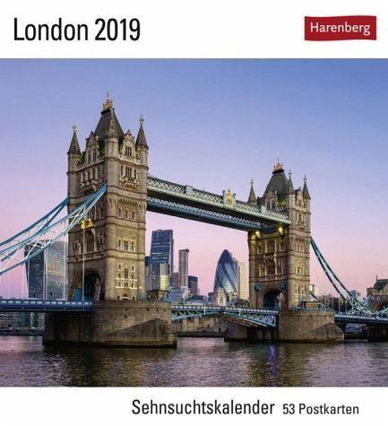 Kalender »London 2019«