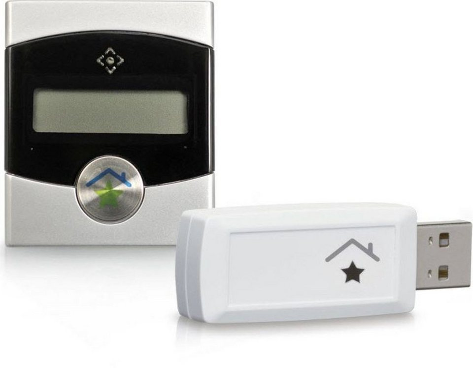 innogy smart home zubeh r smarthome energy control set ecb online kaufen otto. Black Bedroom Furniture Sets. Home Design Ideas