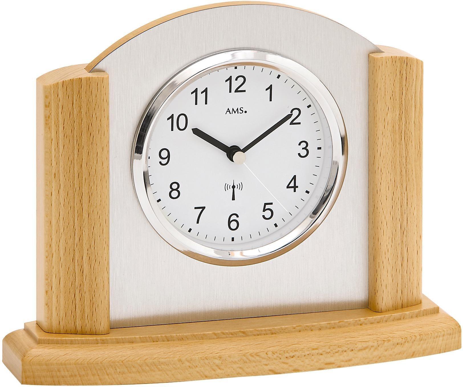 AMS Funktischuhr »F5123/18« | Dekoration > Uhren > Standuhren | AMS