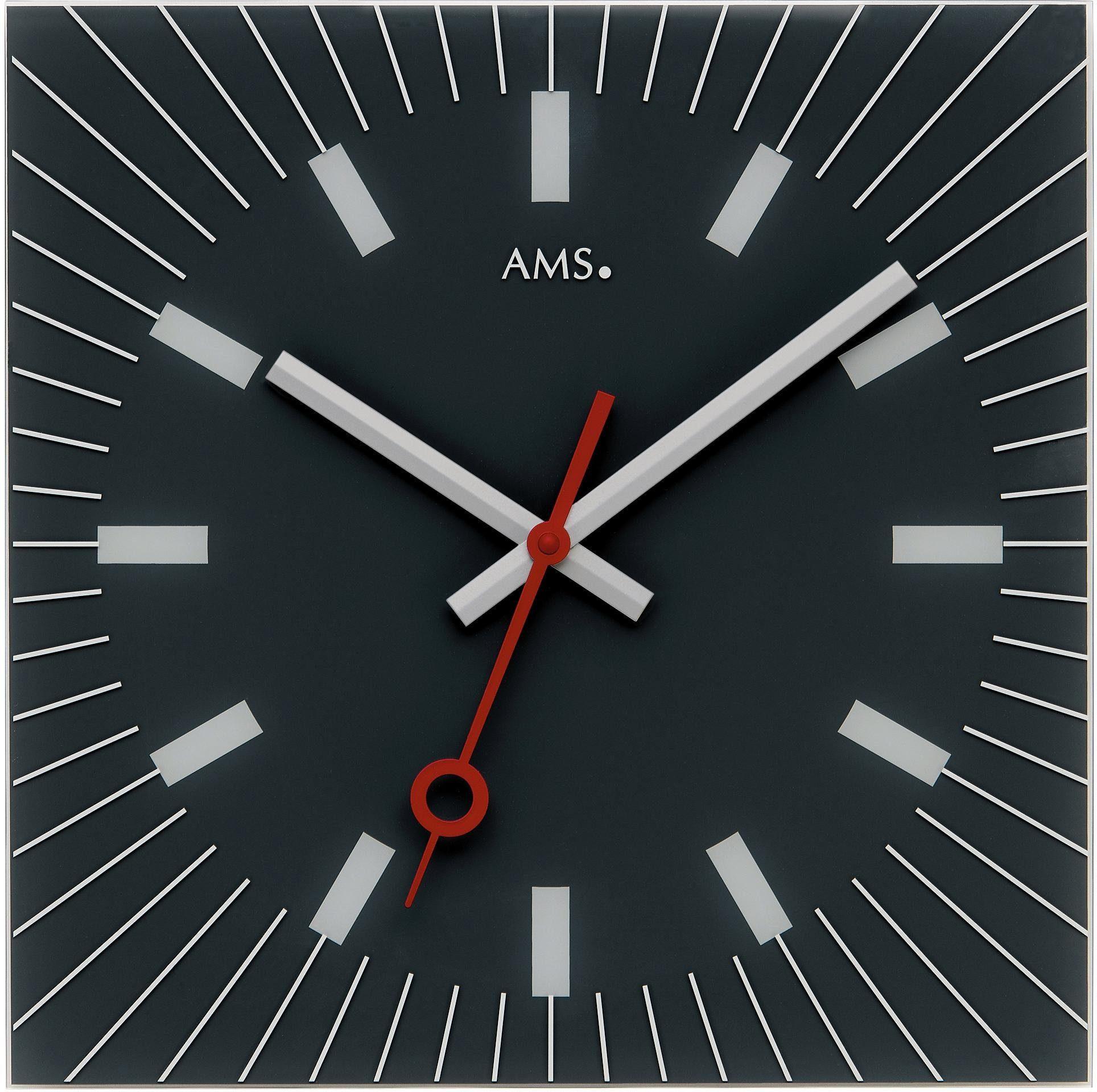 AMS Wanduhr »W9575«