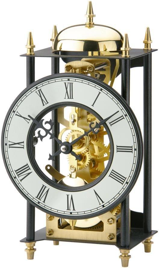 AMS Tischuhr »T1180« | Dekoration > Uhren > Standuhren | Schwarz | AMS