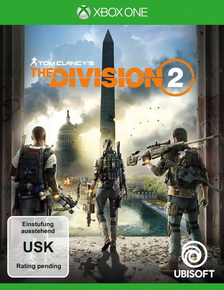 the division 2 xbox one online kaufen otto. Black Bedroom Furniture Sets. Home Design Ideas