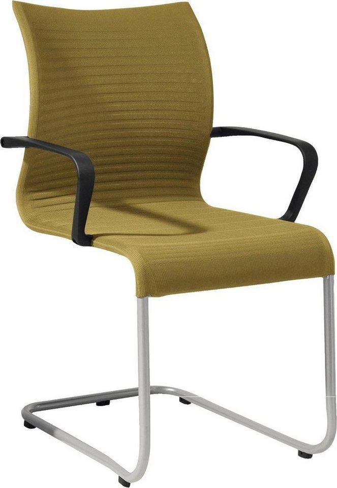 now by h lsta freischwinger s15 mit armlehnen otto. Black Bedroom Furniture Sets. Home Design Ideas