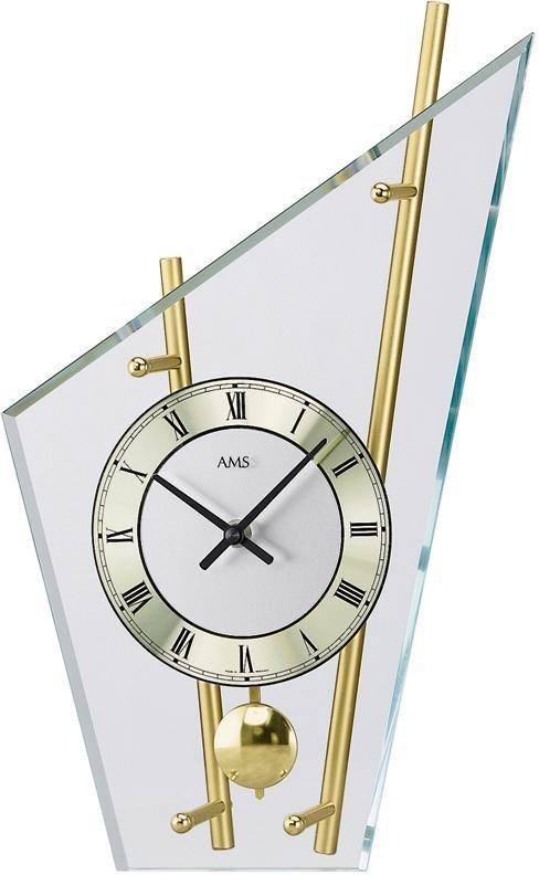 AMS Pendeltischuhr »T155« | Dekoration > Uhren > Standuhren | AMS
