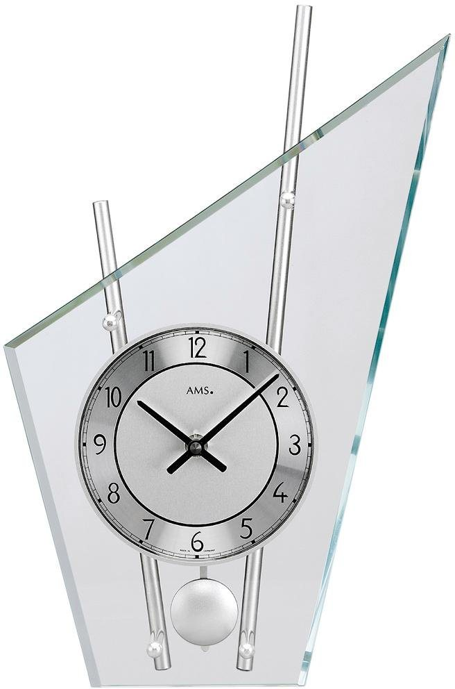 AMS Pendeltischuhr »T153« | Dekoration > Uhren > Standuhren | AMS