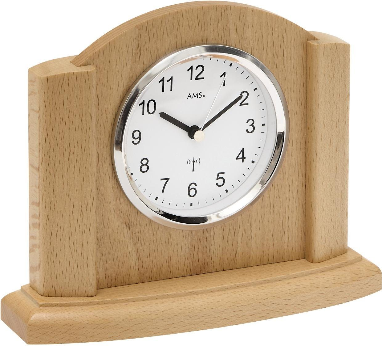 AMS Funktischuhr »F5122/18« | Dekoration > Uhren > Standuhren | AMS