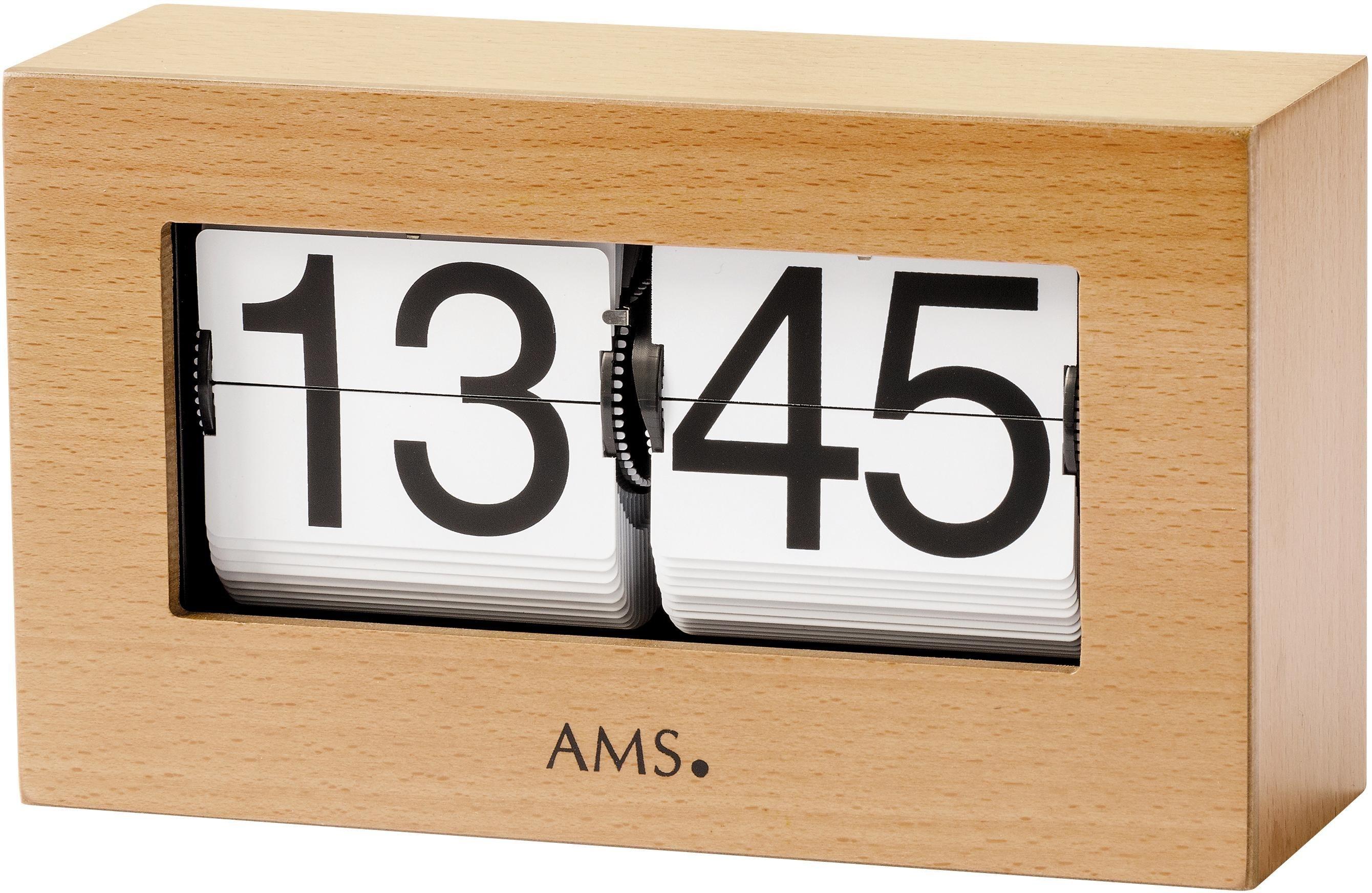 AMS Tischuhr »T1175/18« | Dekoration > Uhren > Standuhren | AMS