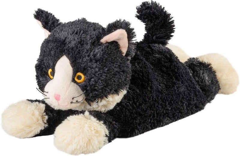 Warmies® Wärmekissen »Katze liegend«, für die Mikrowelle und den Backofen
