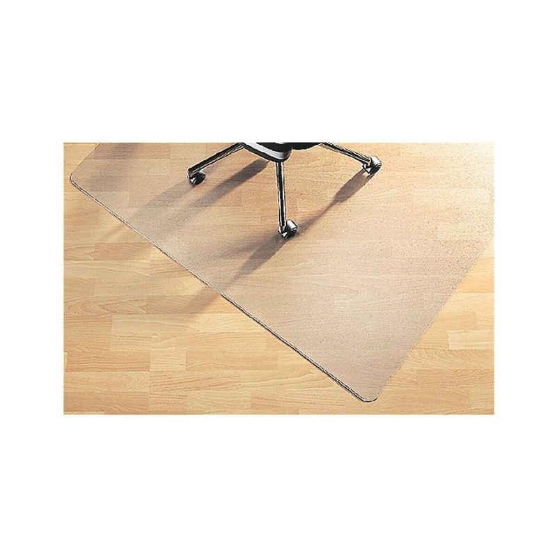 Otto Office Premium Bodenschutzmatte, rechteckig mit Antirutschbeschichtung, für Hartboden
