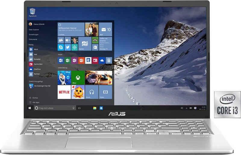 Asus F515JA-EJ721T Notebook (39,6 cm/15,6 Zoll, Intel Core i3 1005G1, UHD Graphics, 512 GB SSD, Kostenloses Upgrade auf Windows 11, sobald verfügbar)
