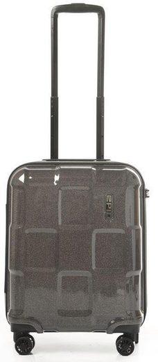 EPIC Hartschalen-Trolley »Crate Reflex, 55 cm«, 4 Rollen
