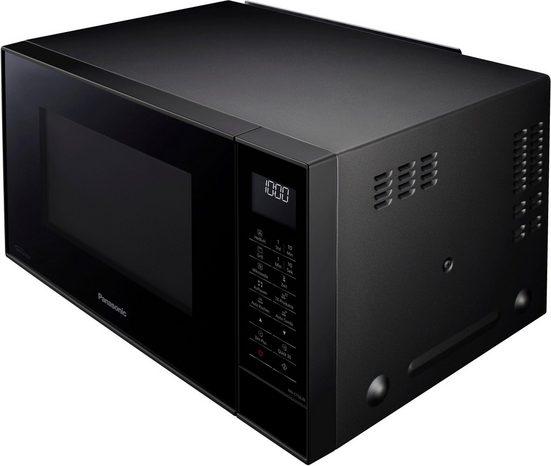 Panasonic Mikrowelle NN-CT56JBGPG, Grill und Heißluft, 27 l