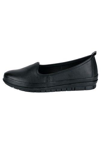 ANDREA CONTI Туфли-слиперы с небольшой Glanz