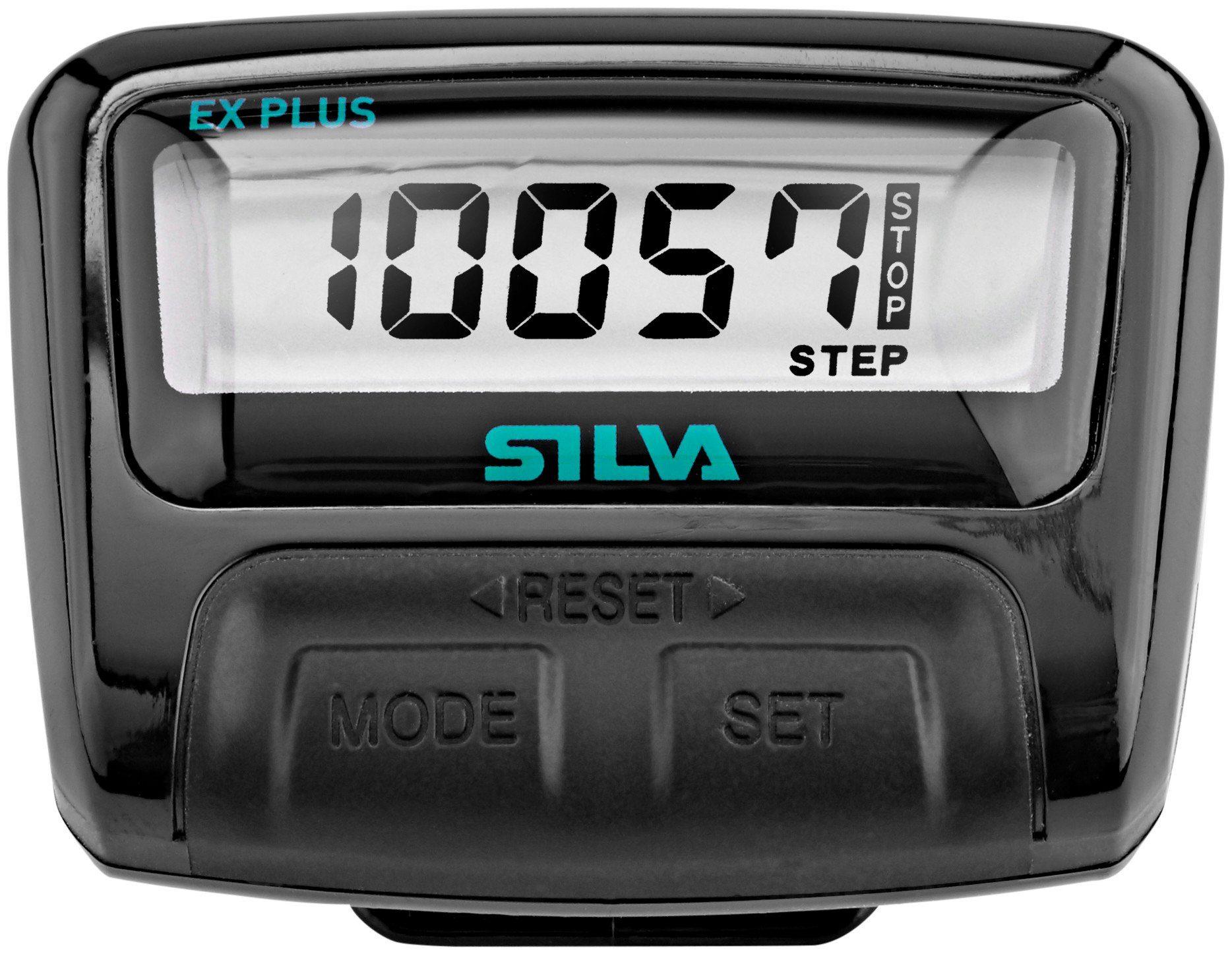 Silva Schweißband »Ex Distance Schrittzähler«