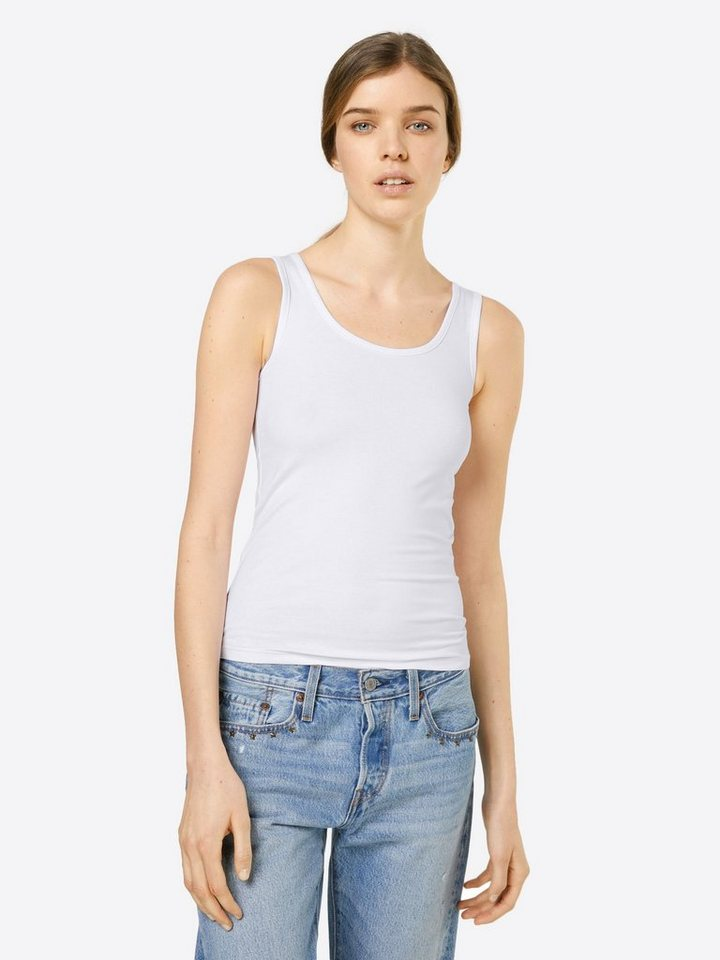 b7a900786e196a URBAN CLASSICS Tanktop »Ladies 2-Pack Basic Stretch Top« online ...