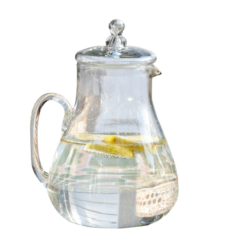 Loberon Krug »Caithness« | Küche und Esszimmer > Besteck und Geschirr > Karaffen | Glas | Loberon