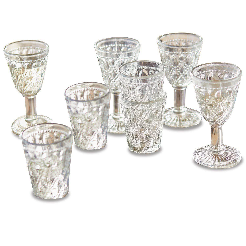 Loberon Glas 8er Set »Vérane«