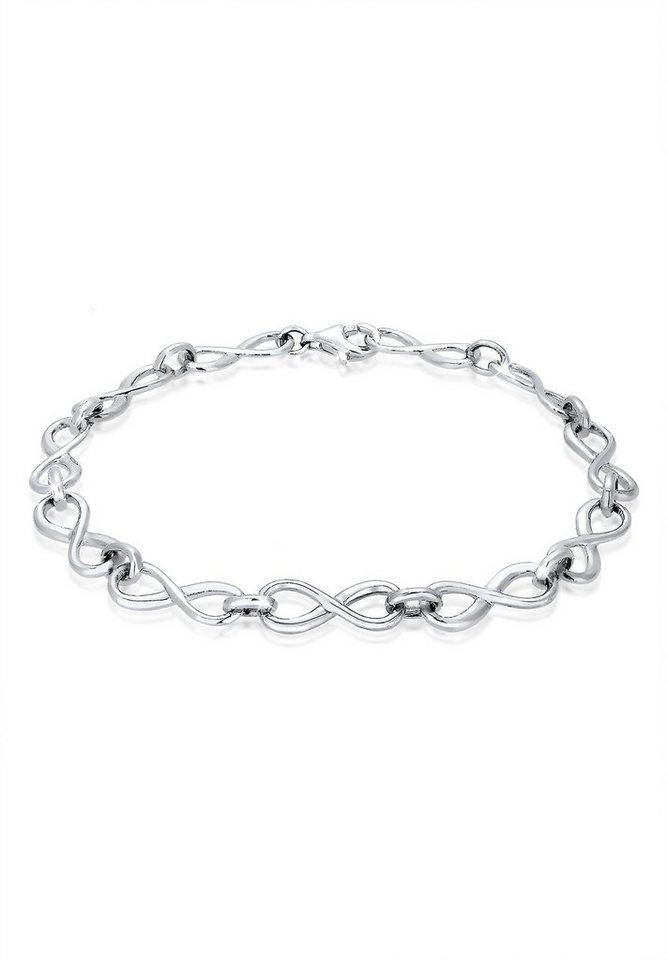 Elli Armband »Infinity Unendlichkeit Liebe 925 Silber« online kaufen ... 140aaec41f