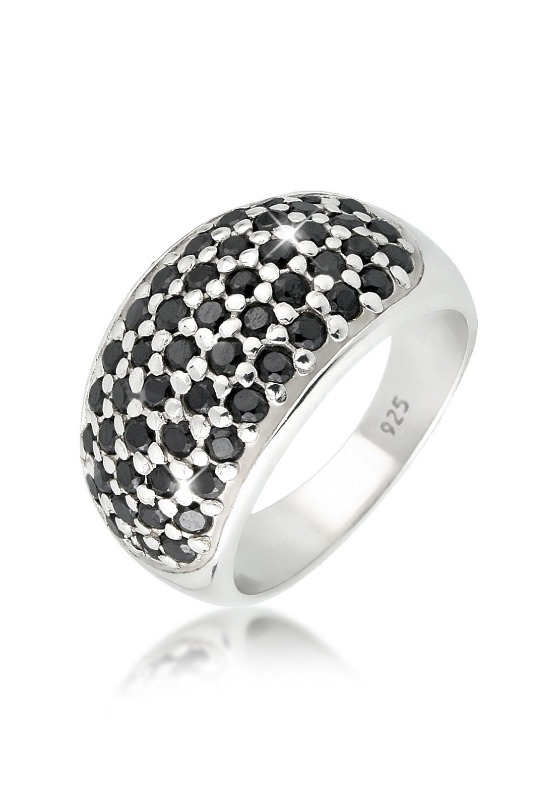 Elli Fingerring »Zirkonia 925 Sterling Silber«