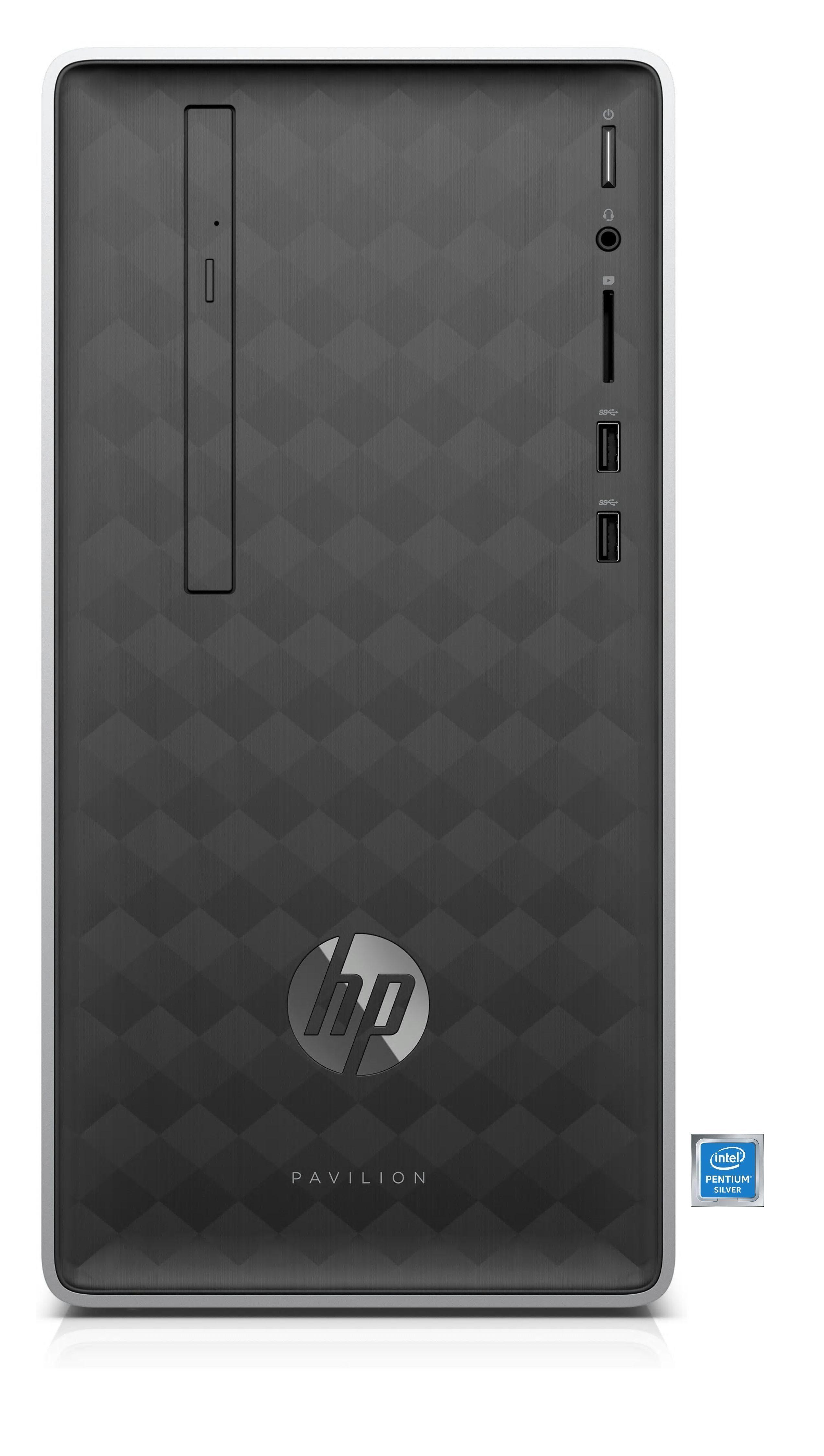 HP Pavilion 590-a0508ng Desktop PC »Intel Pentium Silver,Intel UHD 600, 1 TB, 8 GB«