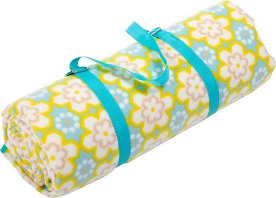 Picknickdecke »Elske«, BIEDERLACK, mit fröhlichem Muster