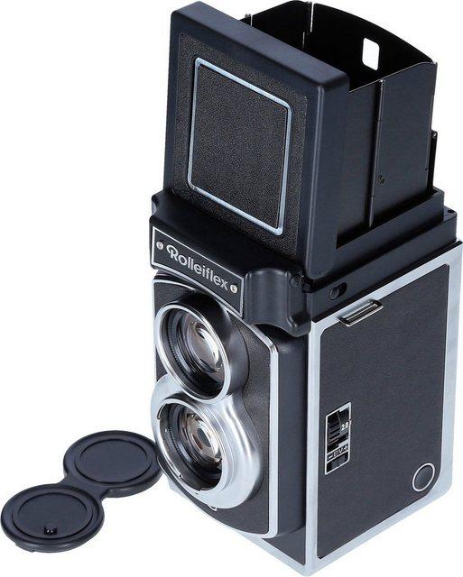 Sofortbildkameras - Rollei »Rolleiflex Insant Kamera« Sofortbildkamera (0 MP, im Retro Design)  - Onlineshop OTTO