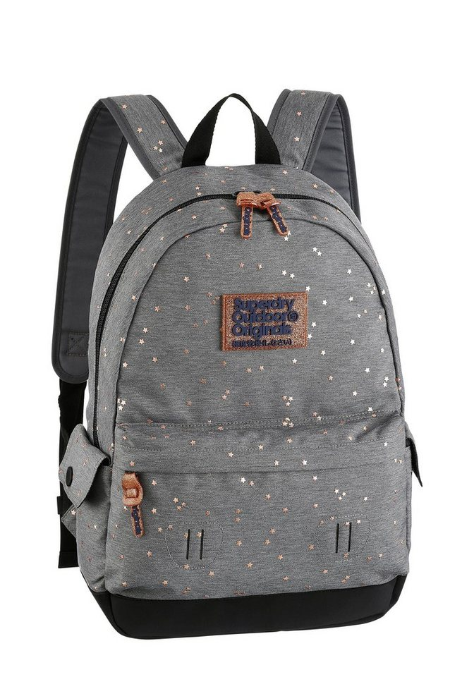 superdry cityrucksack mit praktischer einteilung otto. Black Bedroom Furniture Sets. Home Design Ideas