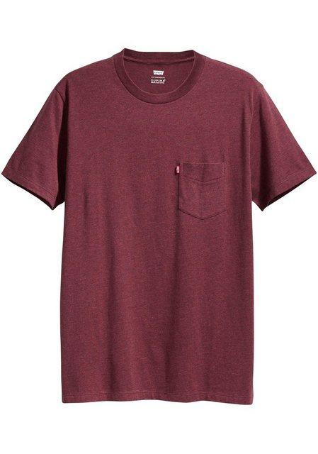 levi´s® -  T-Shirt aus hochwertiger SUPIMA Baumwolle