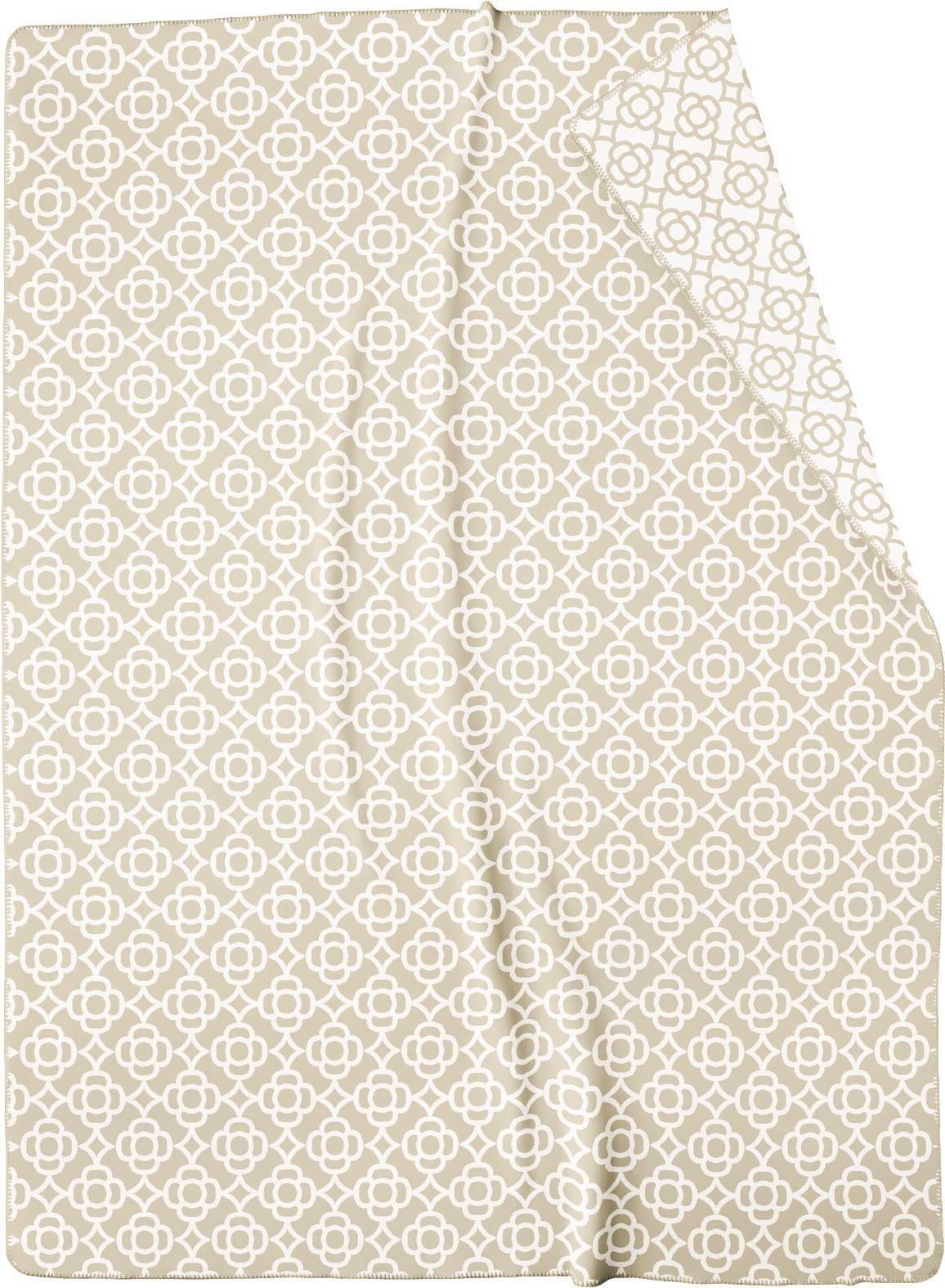 Wohndecke »Mosaic«, BIEDERLACK, mit besonderem Muster