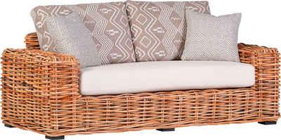 Rattan ecksofa mit schlaffunktion  Rattan-Sofa kaufen » Rattan-Couch & Polyrattan Sofa   OTTO