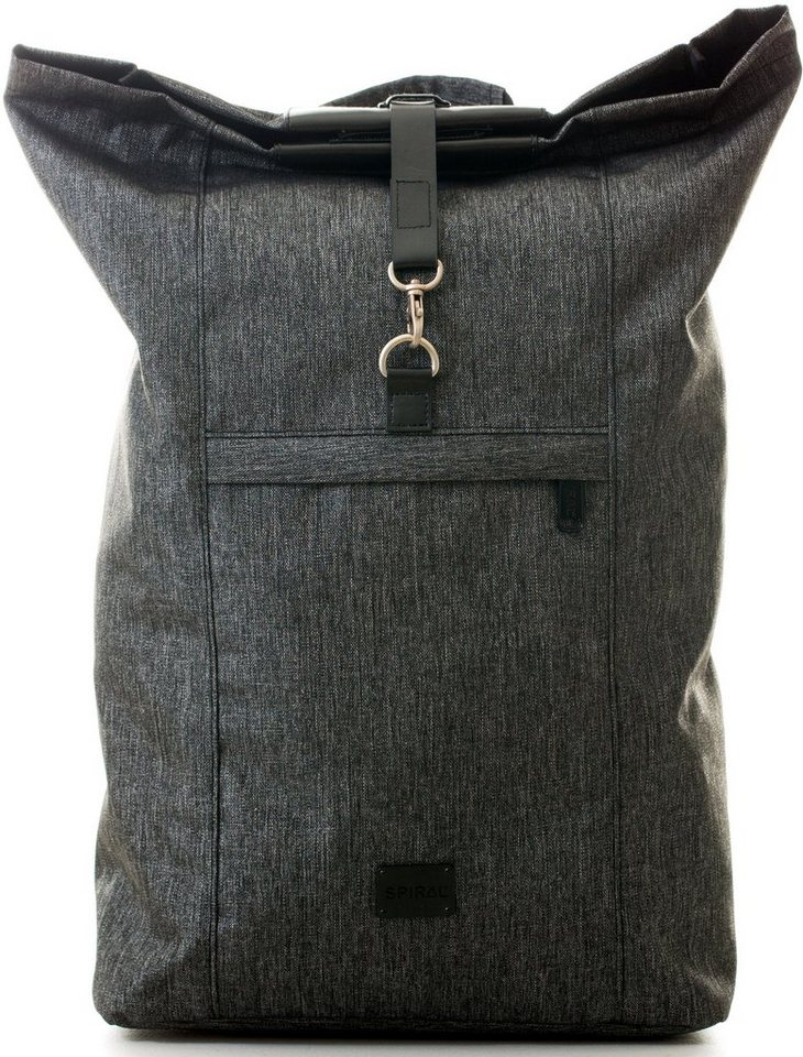 Spiral® Rucksack mit Laptopfach, »North, Charcoal«
