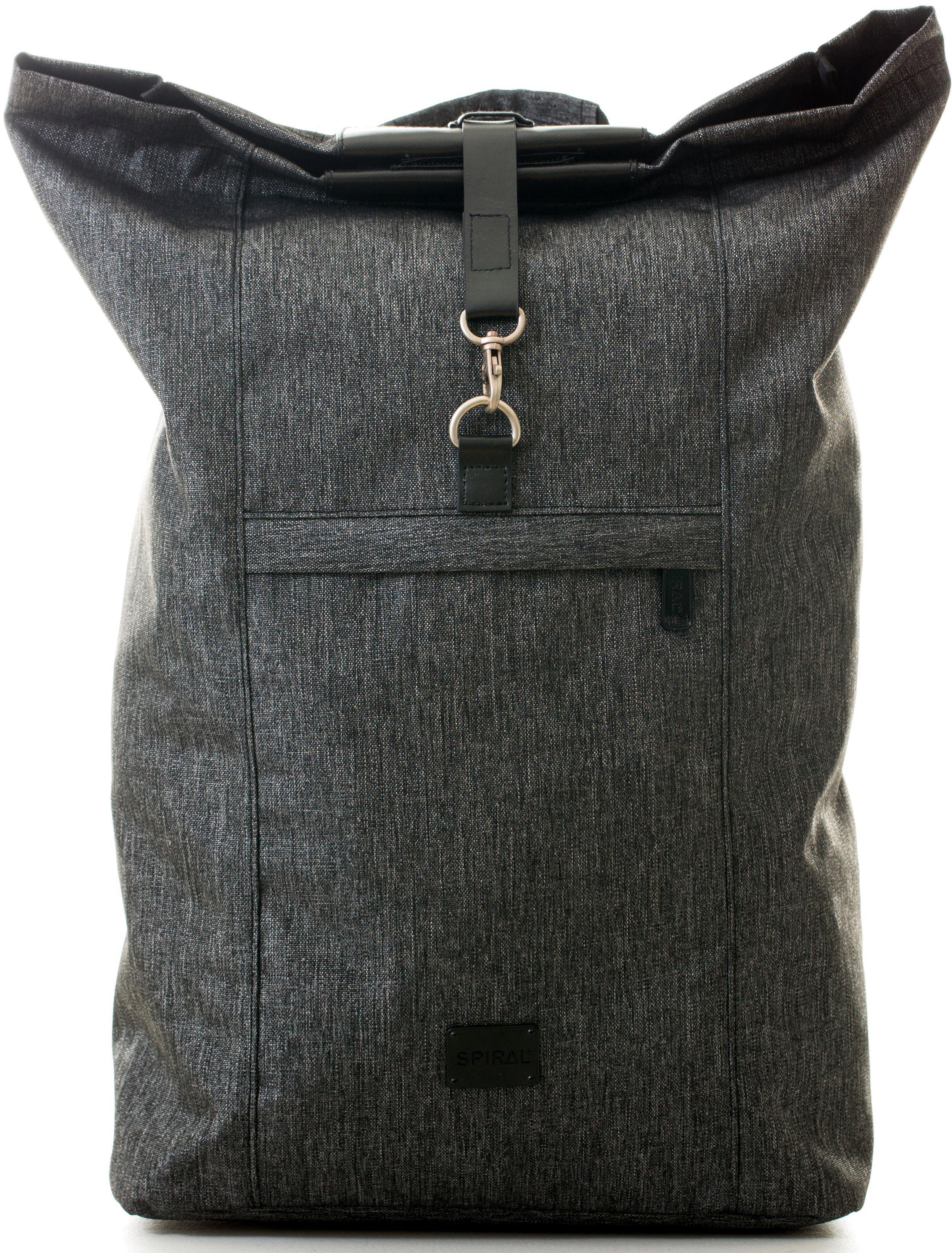 Spiral® Rucksack mit Laptopfach, »North, Charcoal«