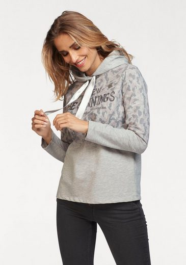 Mit Kapuze By Baur Sweatshirt Aniston 0xwZqPtP