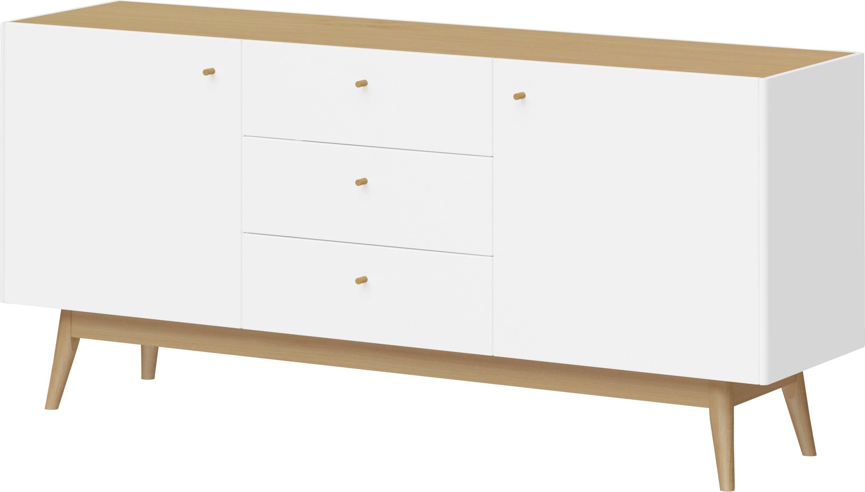 melamin sideboard preisvergleich die besten angebote online kaufen. Black Bedroom Furniture Sets. Home Design Ideas