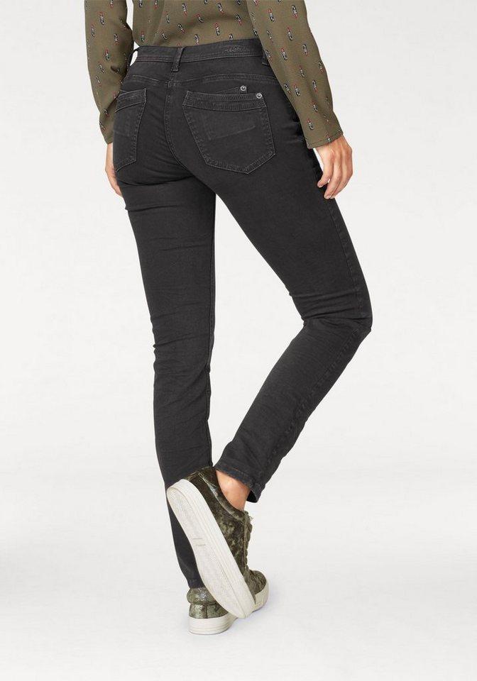 291473b5a82d Aniston by BAUR Slim-fit-Jeans low waist kaufen | OTTO