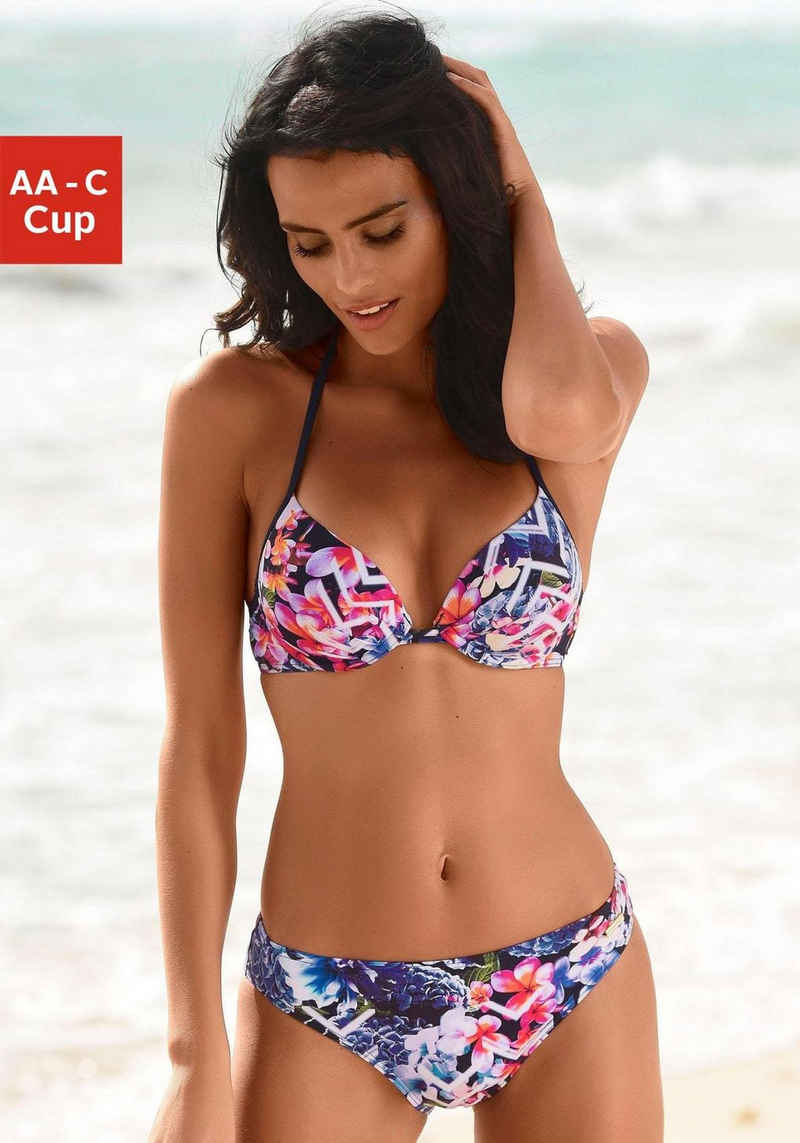 Sunseeker Push-Up-Bikini-Top »Nany«