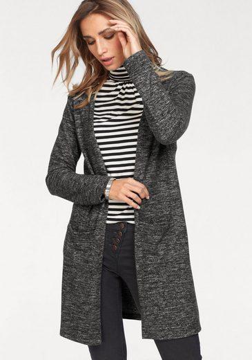 Aniston CASUAL Strickjacke in Longform