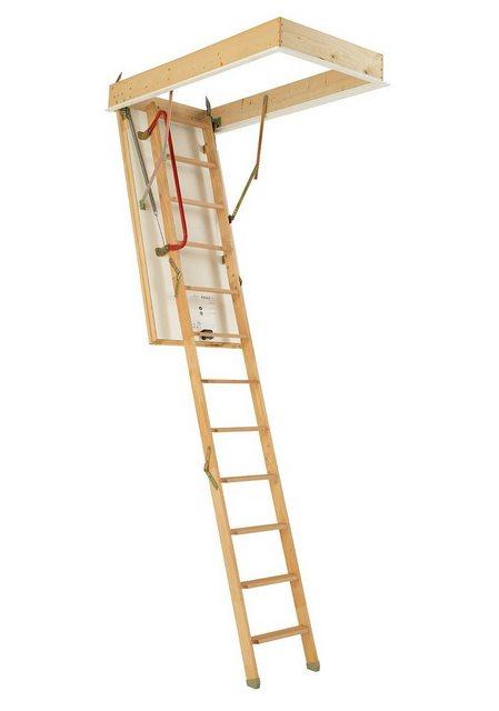 Dolle Bodentreppe Iso, Lukenkasten 120/70 cm