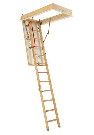 Dolle Bodentreppe »Iso«, für Geschosshöhen bis 285 cm