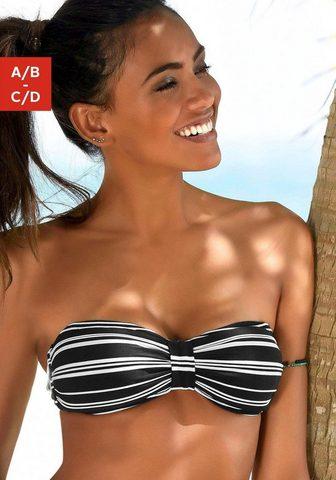 CHIEMSEE Bikini maudymosi kostiumėlio viršutinė...