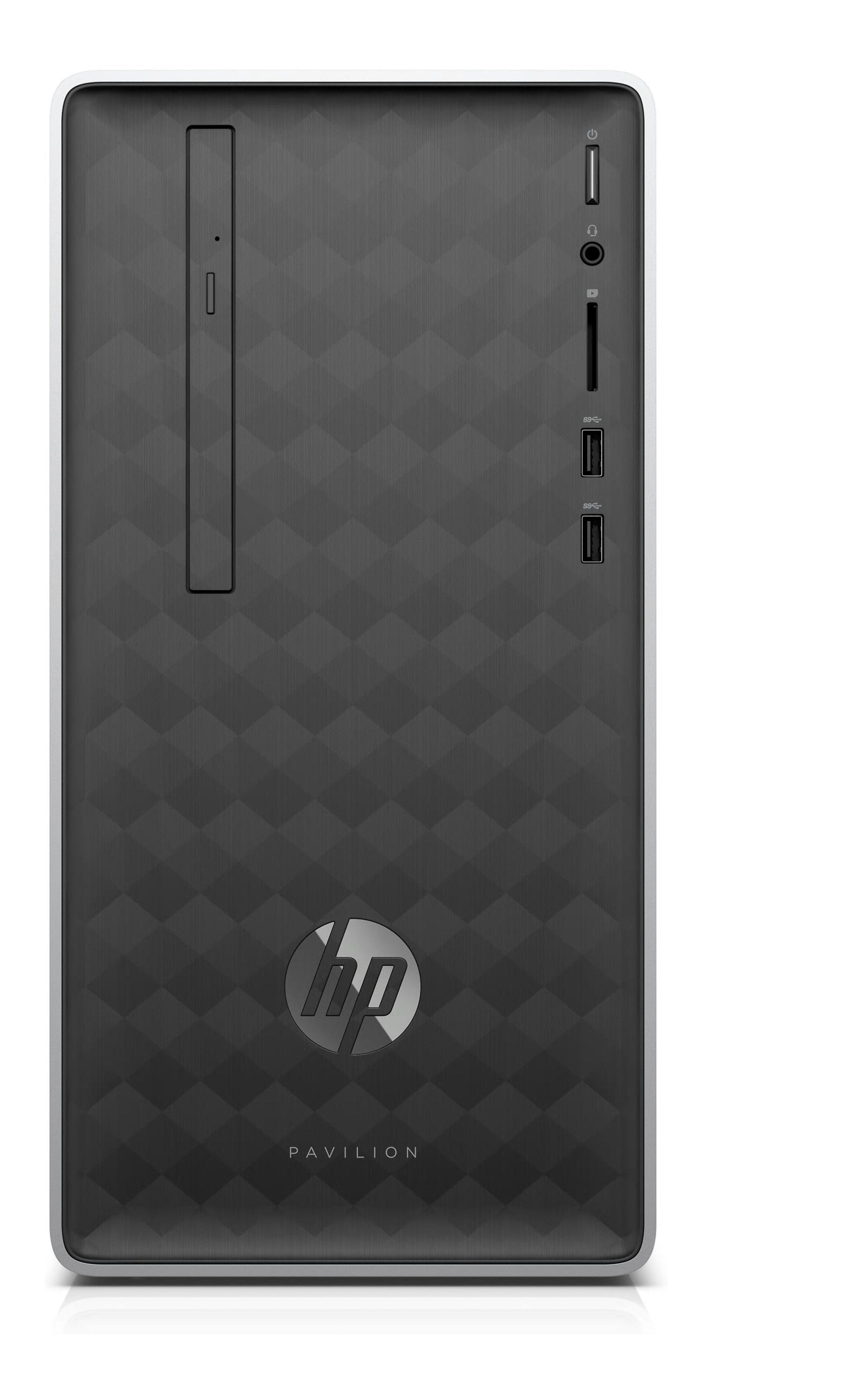 HP Pavilion 590-a0514ng Desktop PC »AMD Dual-Core A9, AMD Radeon R5,256GB+1 TB, 8 GB«