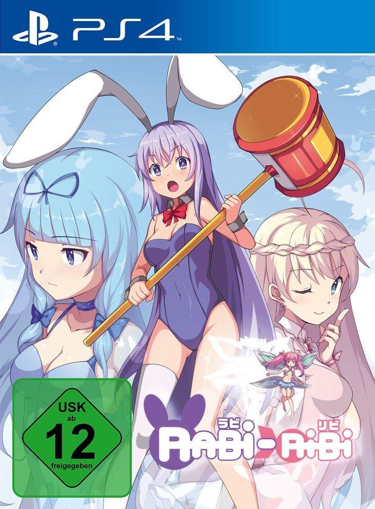 PQube Playstation 4 - Spiel »Rabi Ribi«