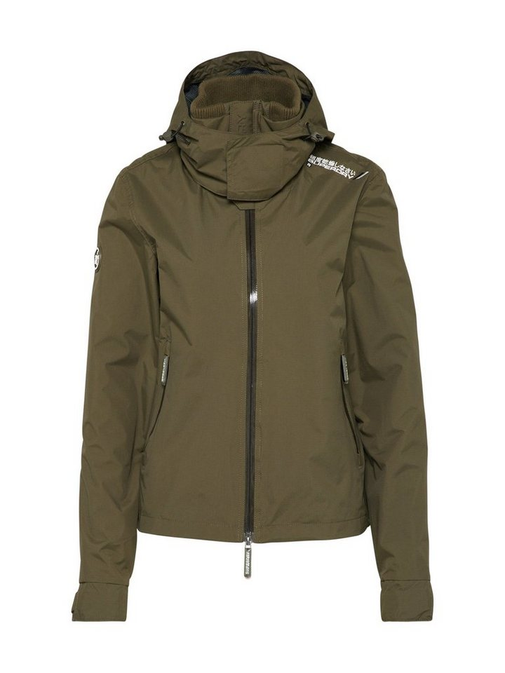 official photos 3ad68 679f3 Superdry Kurzjacke »CLIFF HIKER« Abnehmbare Kapuze | OTTO