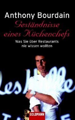 Broschiertes Buch »Geständnisse eines Küchenchefs«