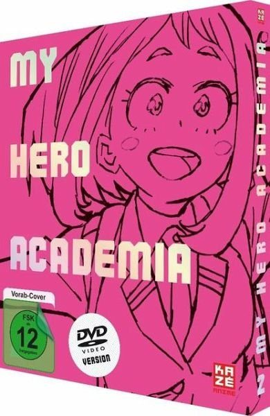 DVD »My Hero Academia - Vol. 2«