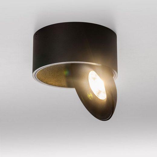 Licht-Trend Deckenleuchte »Santa LED schwenk- & dimmbar 980lm«