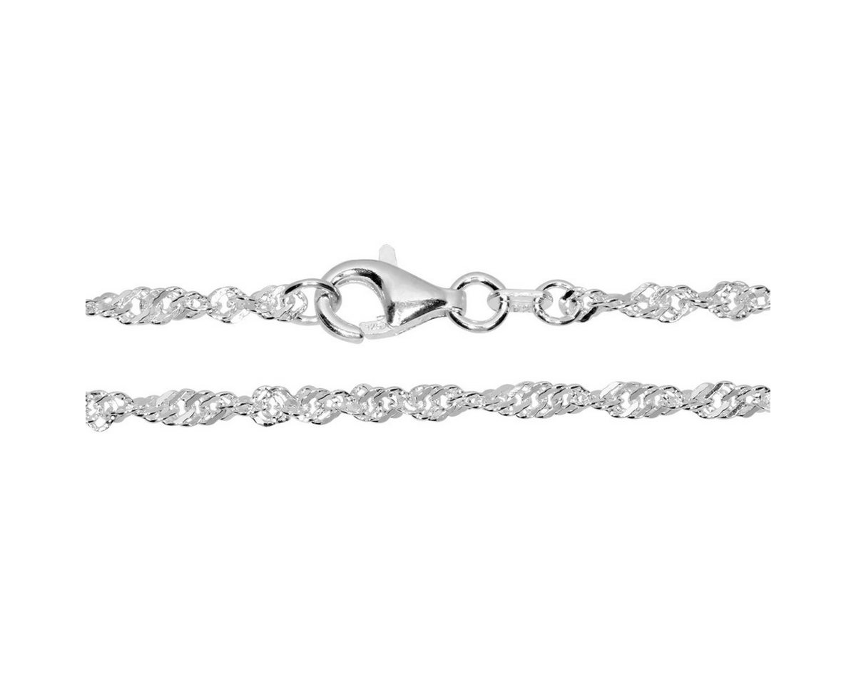 OSTSEE-SCHMUCK Silberkette »Singapur 2,3 Silber 925/000« | Schmuck > Halsketten > Silberketten | OSTSEE-SCHMUCK