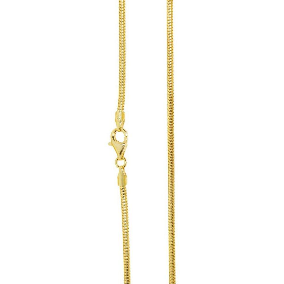 ostsee schmuck silberkette schlange vergoldet 2 0 silber. Black Bedroom Furniture Sets. Home Design Ideas