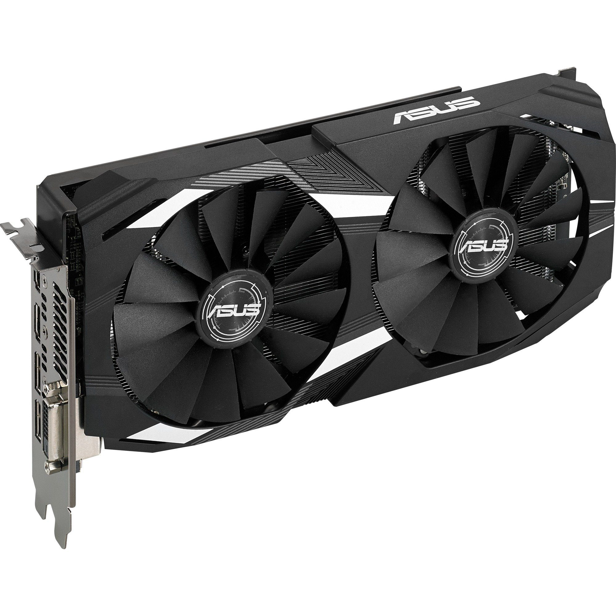 ASUS Grafikkarte »Radeon RX 580 DUAL, 2x HDMI, 2x DisplayPort, DVI-D«