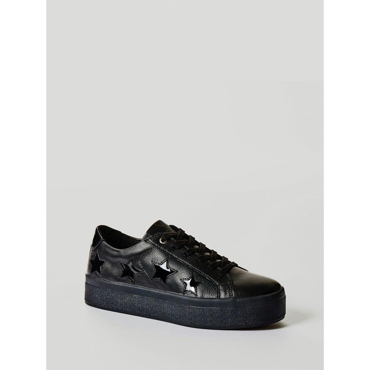 Guess Sneaker online kaufen  schwarz